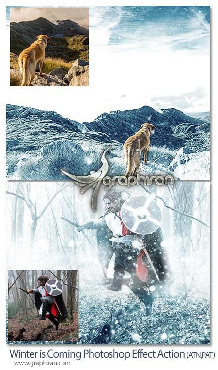 اکشن ساخت فصل زمستان